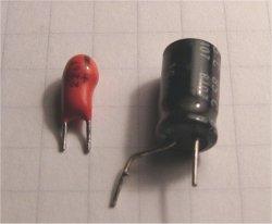 Des condensateurs au tantale